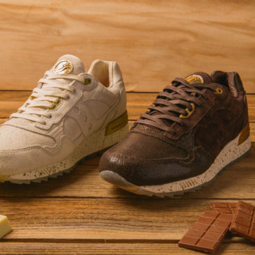 Saucony – Shadow 5000 « Choc Pack »
